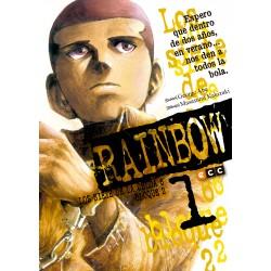 Rainbow, los siete de la celda 6 bloque 2 núm. 01