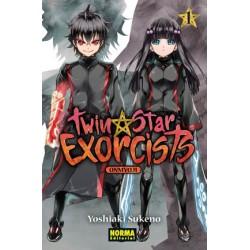 Twin Star Exorcists. Onmyoji 01