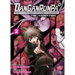 Danganronpa - The Animation 02