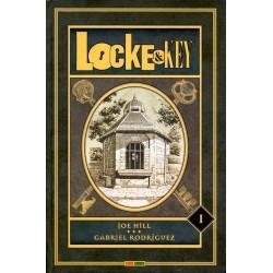 Locke and Key Omnibus 01
