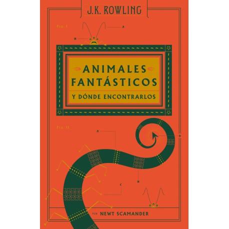 Animales fantásticos y dónde encontrarlos - Nueva edición