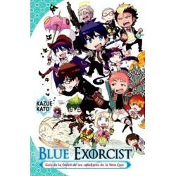 Blue Exorcist Guía de Personajes