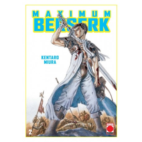 Berserk Maximum 02