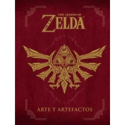 The Legend of Zelda: Arte y Artefactos