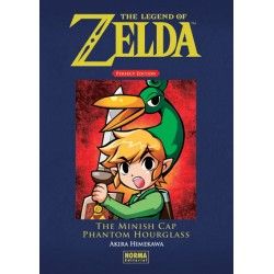 The Legend of Zelda Perfect Edition: The Minish Cap y Phantom Hourglass
