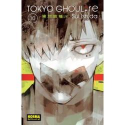 Tokyo Ghoul: Re 10
