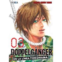 Doppelganger en la línea de Yokohama 03
