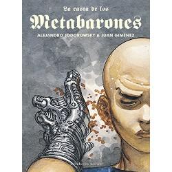 La casta de los Metabarones - Integral