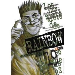 Rainbow, los siete de la celda 6 bloque 2 núm. 19