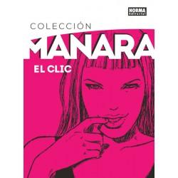 Colección Milo Manara 01. El Clic