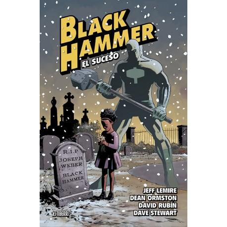Black Hammer 02. El Suceso