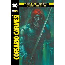 Antes de Watchmen: El corsario carmesí