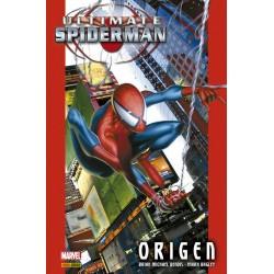 Ultimate Integral. Ultimate Spiderman 01 - Origen
