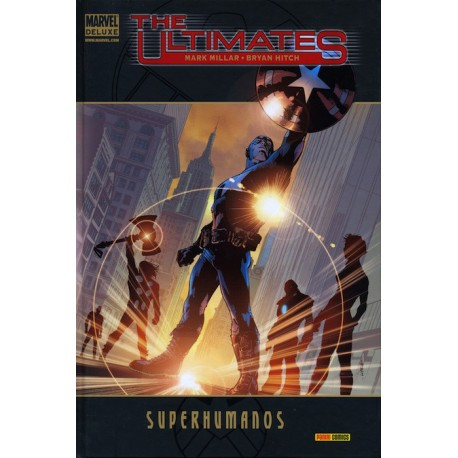 Marvel Deluxe. The Ultimates