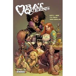 Rat Queens 03. Demonios