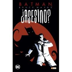 Batman: Bruce Wayne ¿asesino? vol. 01 (de 3)