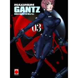 Maximum Gantz 03