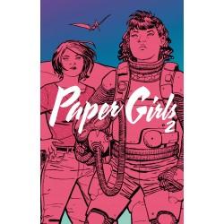 Paper Girls Tomo 02