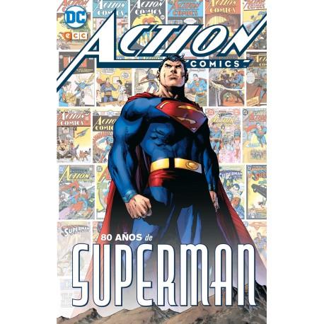 Action Comics: 80 años de Superman