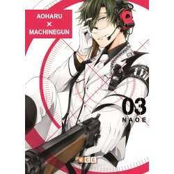 Aoharu x Machinegun núm. 03