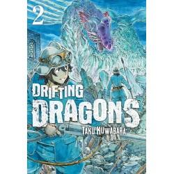 Drifting Dragons 02