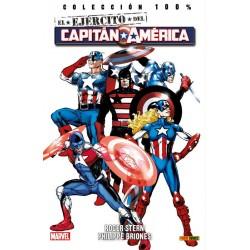100% Marvel. El Ejército del Capitán América
