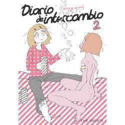 Diario de Intercambio (conmigo misma) 02