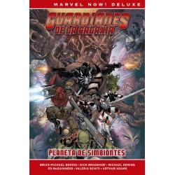 Marvel Now! Deluxe. Guardianes de la Galaxia de Brian M. Bendis 02