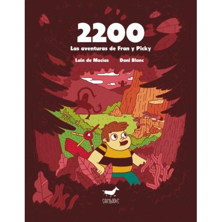 2200. Las Aventuras de Fran y Picky