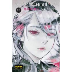 Tokyo Ghoul: Re 15
