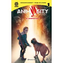 Animosity 01 - El despertar