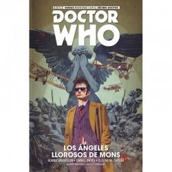 Doctor Who 02. Los Ángeles Llorosos de Mons