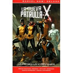 Marvel Now! Deluxe. La Patrulla-X de Brian Michael Bendis 01