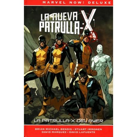 Marvel Now! Deluxe. La Patrulla-X de Brian Michael Bendis