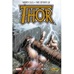 100% Marvel HC. Thor: El Motor del Mundo