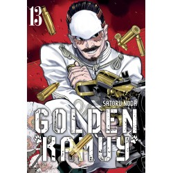 Golden Kamuy 13