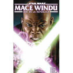 Star Wars Mace Windu (Tomo recopilatorio)