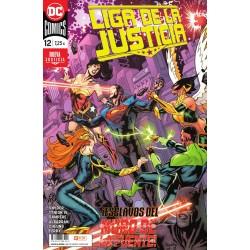 Liga de la Justicia núm. 90/ 12