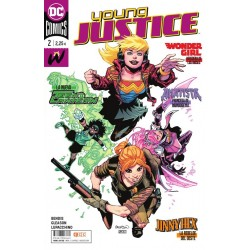 Young Justice núm. 02