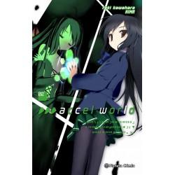 Accel World (novela) nº 02