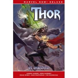 Marvel Now! Deluxe. Thor de Jason Aaron 02 - El maldito