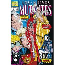 Marvel Facsímil. The New Mutants 98