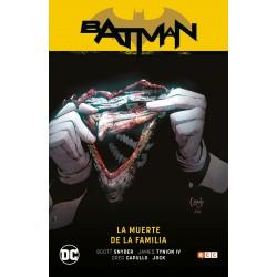 Batman: La muerte de la familia (Batman Saga)