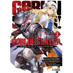 Goblin Slayer 01