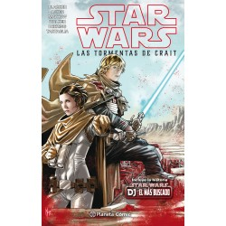 Star Wars - Las tormentas de Crait