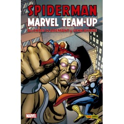 100% Marvel HC. Marvel Team-Up de Chris Claremont y John Byrne