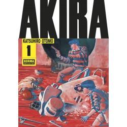 AKIRA 01. Edición original.