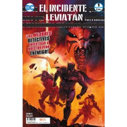 El Incidente Leviatan núm 01