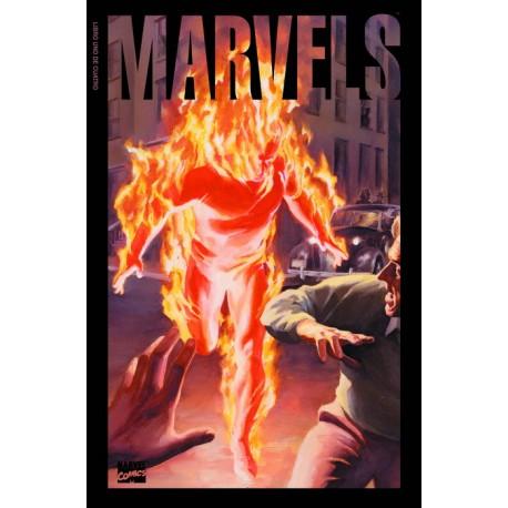 Marvel Facsímil: Marvels 01