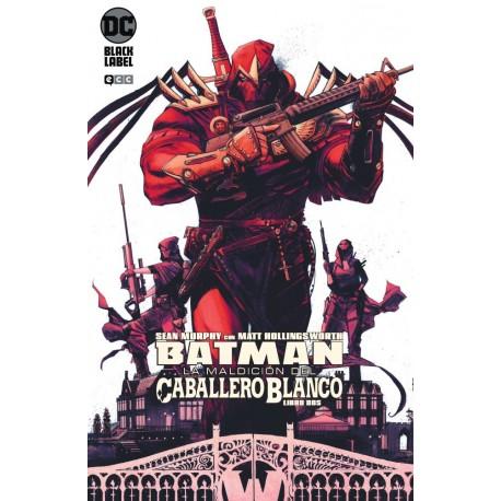 Batman: La Maldición del Caballero Blanco 02